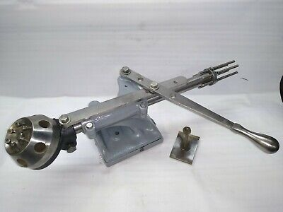 Nice Clean Turret Tailstock For 10 Atlas Lathe