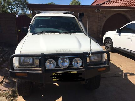 1996 Toyota HiLux Ln106 2.8 Tumut Tumut Area Preview