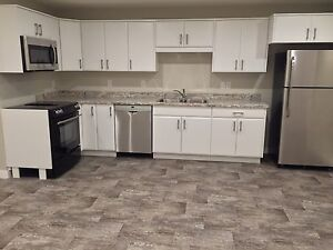 Two Bedroom Basement Suite - Lakeview Area