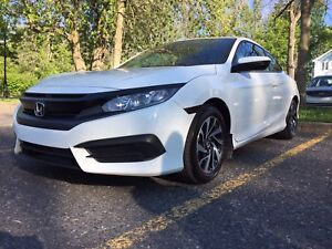 Civic coupe 2016