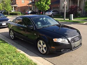 Audi A4 S line 6 speed manual
