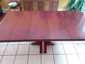 Purple Heart Dining Table!!