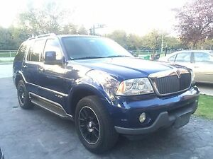 2004 Lincoln Aviator Propane