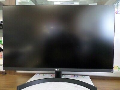 "LG 27MK60TM-B 27"" Flat IPS LED 1920 x 1080 2x HDMI Gaming Monitor"