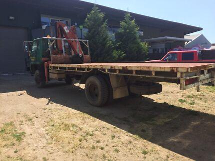 Isuzu jcr 4x4 truck Geelong 3220 Geelong City Preview