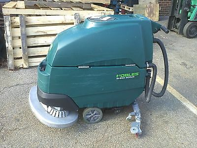 Nobles Speed Scrub Ss5 32-inch Disk Floor Scrubber Under 500 Hours