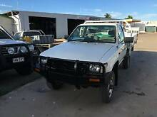 """1996 Toyota Hilux 4x4 Ute Totally Rebuilt with 2"""" lift Vincent Townsville City Preview"""