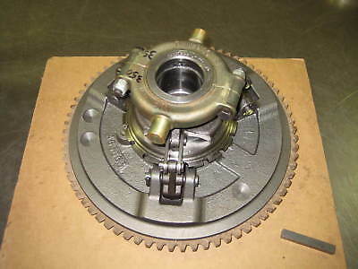 Bandit Wood Chipper Twin Disc Clutch Pack Sp111c002 Sp111hp3 904-0000-10