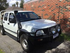 * 2004 Holden Rodeo Turbo Diesel 4WD * Cloverdale Belmont Area Preview