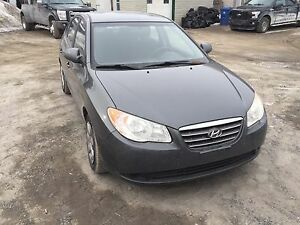HYUNDAI ELANTRA 2007 ONLY 139KM FOR BEST PRICE