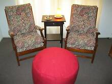 Old style armchairs. Meadowbrook Logan Area Preview