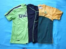 Lot of 6 Boys Shorts & T-shirts Size 10 (inc. Adidas, Socceroos) Port Sorell Latrobe Area Preview