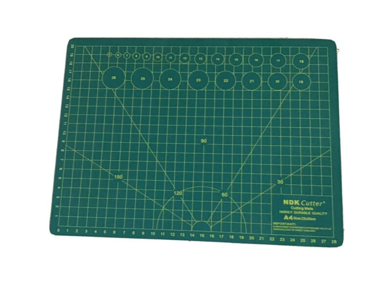 Non- slip Double Sided Rotare Cutting Board