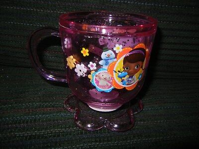 DISNEY DOC McSTUFFINS MEAL TIME MAGIC CUP  NWT!!!  CLEARANCE!!! ()