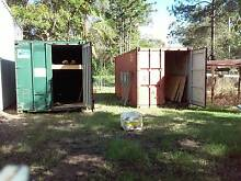 2 X 20 Foot shipping containers Caboolture Caboolture Area Preview