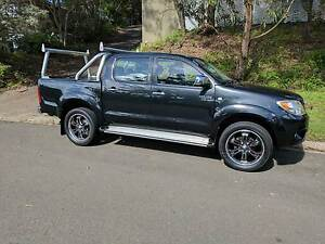 2008 Toyota Hilux Ute Woronora Sutherland Area Preview