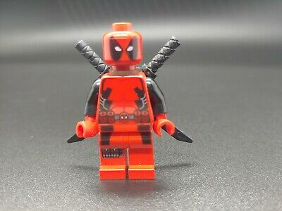 Lego Mini Figure Deadpool Set 6866