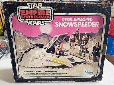 Vintage Star Wars Snowspeeder Snow Speeder Kenner