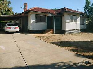 Neat 4 Bedroom, 1 Bathroom home for rent in Northam. Northam Northam Area Preview