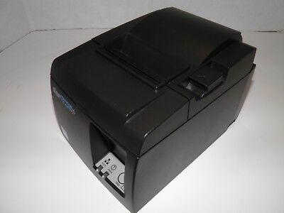 New Star Tsp100 Thermal Pos Receipt Printer Tsp143iiilan W Power Cord Ethernet