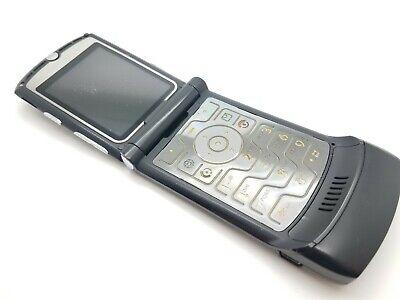 Motorola RAZR V3 - Black (Vodafone) Mobile Phone