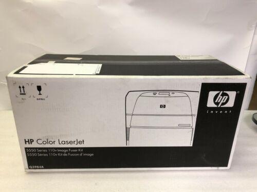 HP Color LaserJet 110v Image Fuser Kit Q3984A