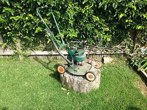 Old mower Culburra Beach Shoalhaven Area Preview