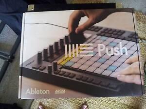 Ableton Push NEW Albert Park Port Phillip Preview