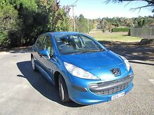 Peugeot 207 - exc condition Bowral Bowral Area Preview