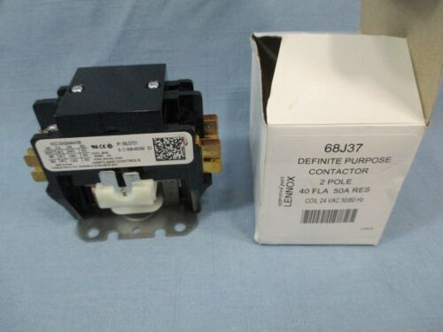Genuine OEM Lennox 68J37 - 68J3701 Contactor