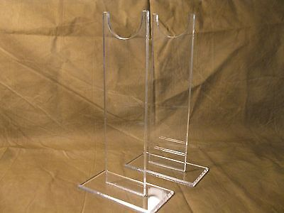 Acrylic 9 Tall Vintage Antique Firearms Rifle Musket Display Stand