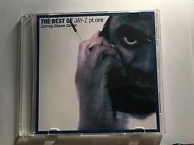 DJ Mister Cee The Best of Jay Z Pt. 1 CLASSIC NYC Mixtape Mix CD 90s Hip