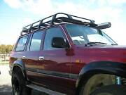 ROOF RACK SUIT LANDCRUISER & PATROL WITH GUTTER MOUNT Bassendean Bassendean Area Preview