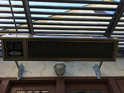 DCS PATIO HEATER 48'' STAINLESS STEEL Natural Gas Commercial Grade DCS-DRH-48N Dcs Patio Heaters
