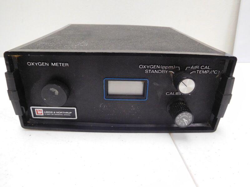 Nester Instruments Leeds & Northrup Dissolved Oxygen BOD Meter Model 8500