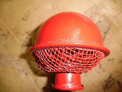 International  Farmall Su. A Tractor Air Cleaner Stack Cap Gas Engine