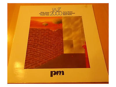 Jazz 2000 - LP - Elvin Jones, Jan Hammer, Frank Tusa, Terry Clarke u.a