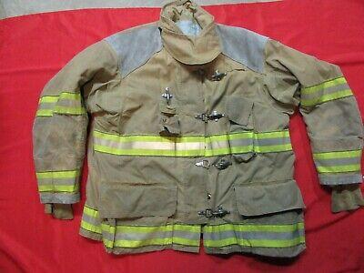 Mfg 2010 52 X 32 Cairns Drd  Firefighter Turnout Bunker Jacket Fire Rescue Gear