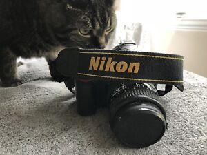 Nikon D50 * PRICE DROP*