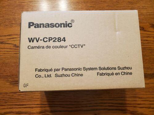 Panasonic WV-CP284 CCTV Cameras - New!