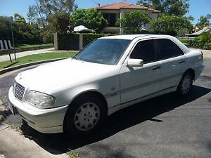 2000 Mercedes-Benz C180 VERY LOW K's & VERY LONG REGISTRATION Southport Gold Coast City Preview