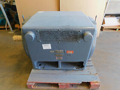 Toshiba Electric Motor 500 Hp 2300 Volts 1755 Rpm 355l Frame Tike Type Odp