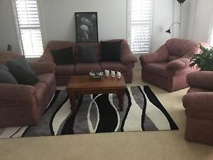 Four piece lounge suite. Albany Creek Brisbane North East Preview