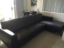 2 year old leather lounge! Need to go! Colyton Penrith Area Preview