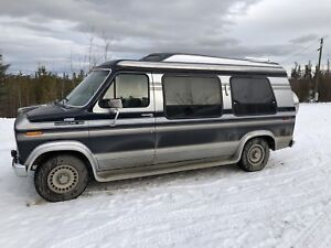 1989 Ford Econoline 150 van