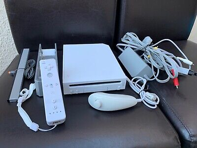 *** Nintendo Wii Console - White - Complete working system ***