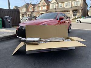 Lexus IS Invidia Q300 Exhausts