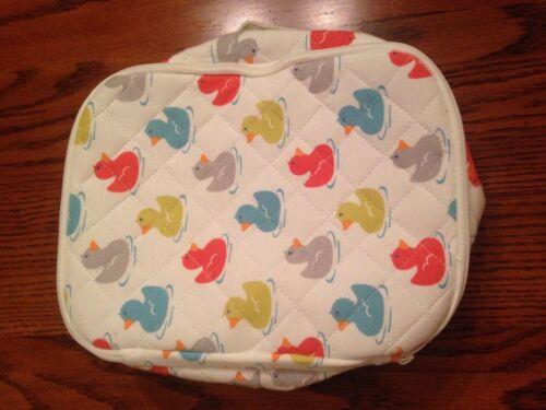 Cath Kidston  Bottle/Lunch Bags 454308 IvoryxMulticolor Ducks        A10