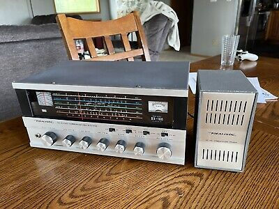 Radio Shack, Realistic DX-160 Receiver/Radio, Restored and In Great Condition!