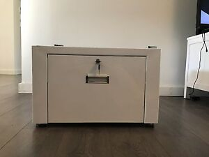 Front Load Washing Machine Easy Living Washer Stand with Drawer Baulkham Hills The Hills District Preview